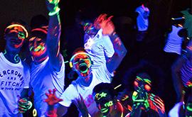 Clubbing und Party