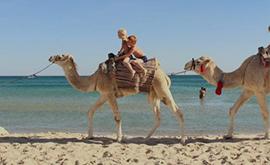 Strandtour durch Tunesien