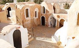 Wüstenschlösser und Berberdörfer